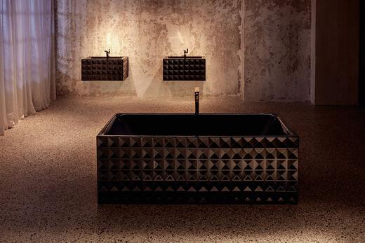 badewanne betteloft ornament freistehender purismus. Black Bedroom Furniture Sets. Home Design Ideas