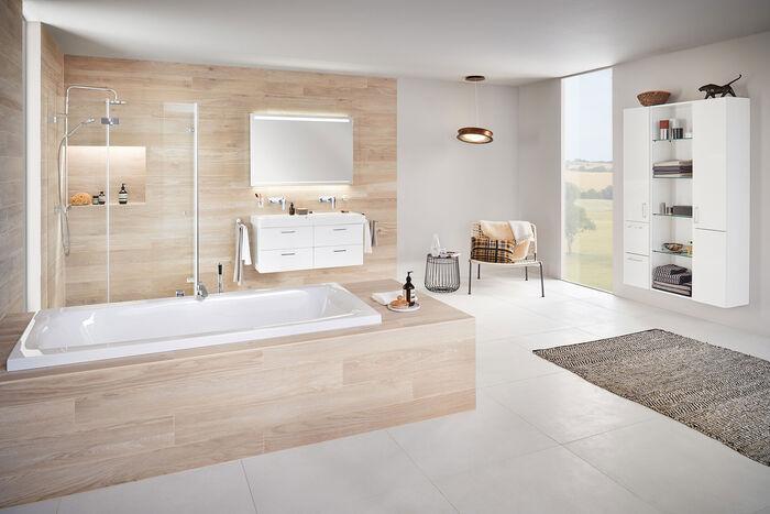 Die Badprofis machen Ihr Bad und planen mit Ihnen Ihr neues Badezimmer.