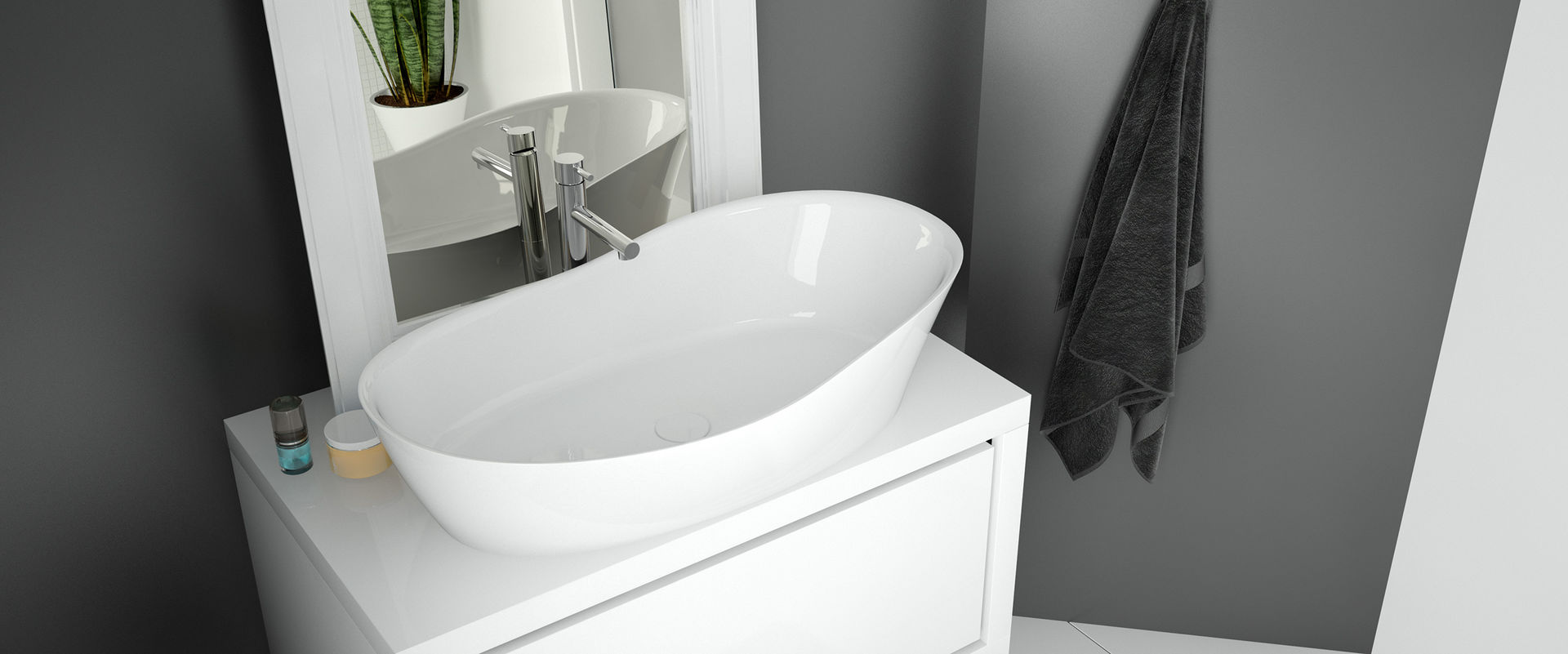 waschbecken splash pr sentiert die trends f r ihren waschplatz. Black Bedroom Furniture Sets. Home Design Ideas
