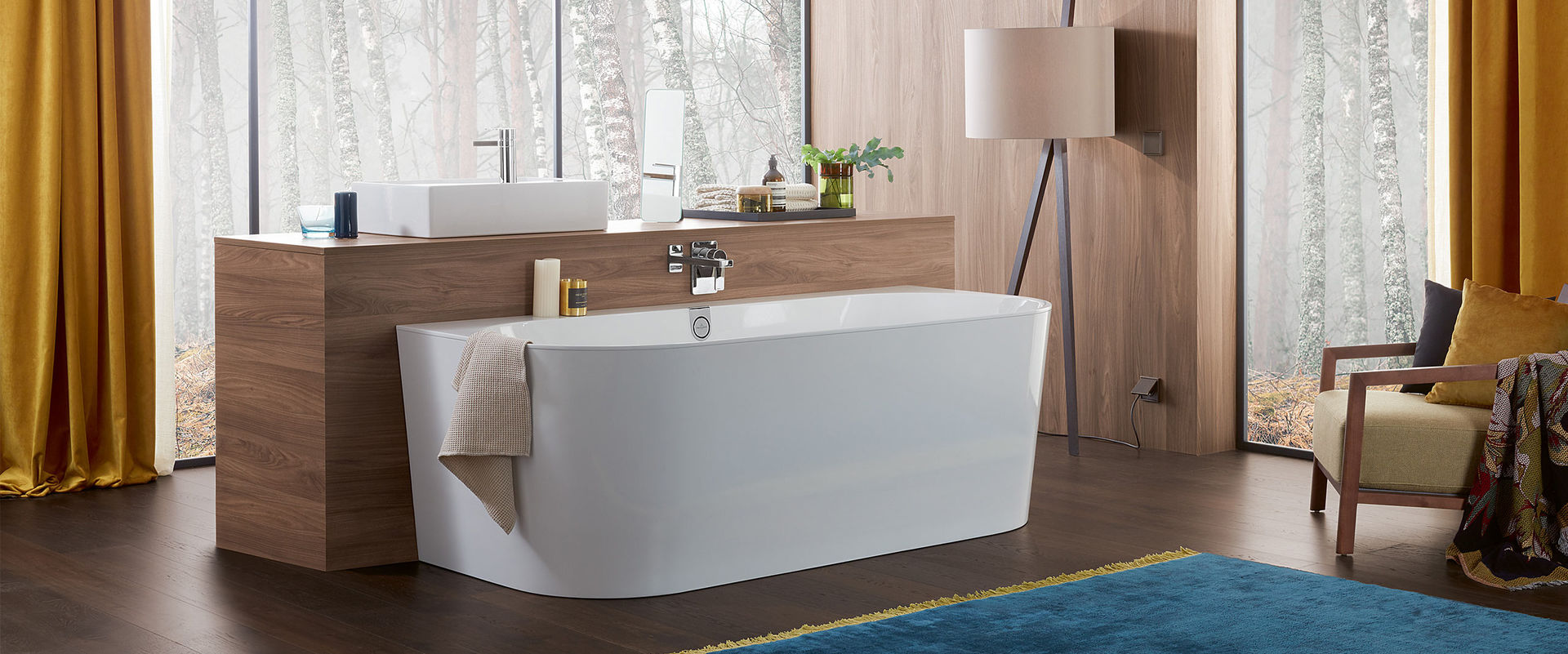 oberon 2 0 von villeroy boch badewanne mit update. Black Bedroom Furniture Sets. Home Design Ideas