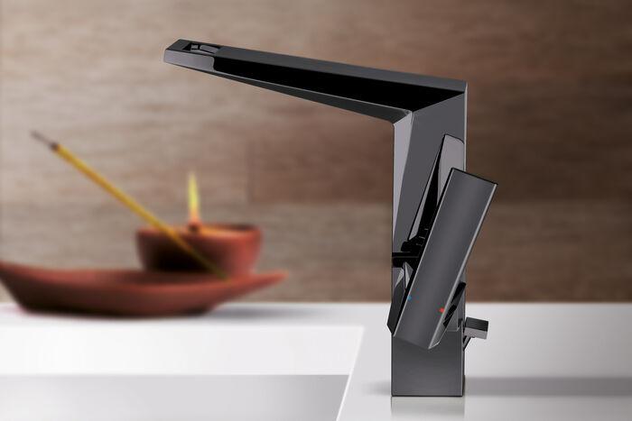 badarmaturenlinie allure brilliant von grohe facettenreiches design im perfekten schliff. Black Bedroom Furniture Sets. Home Design Ideas