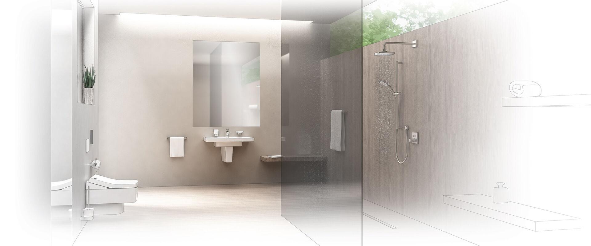 toto badserie keine kompromisse bei barrierefreien b dern. Black Bedroom Furniture Sets. Home Design Ideas