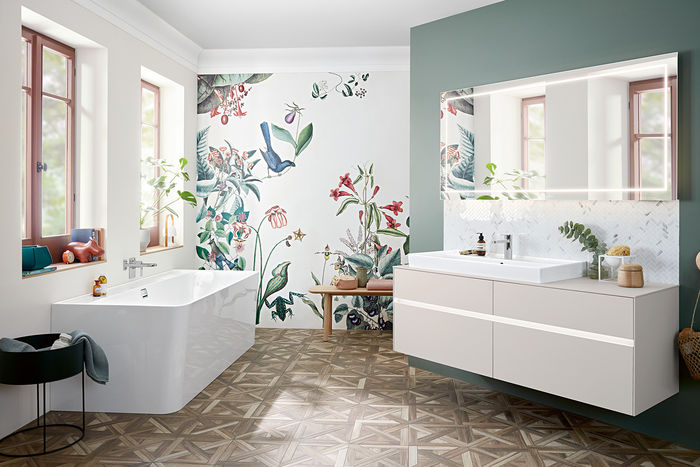 Ausblick Auf Die Neuesten Badezimmer Trends