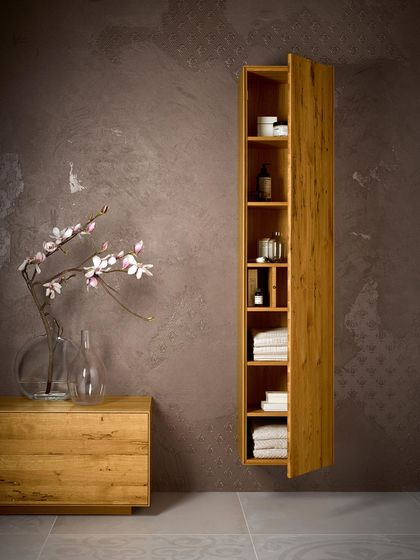 edition lignatur badm bel aus naturholz von keuco und team7. Black Bedroom Furniture Sets. Home Design Ideas