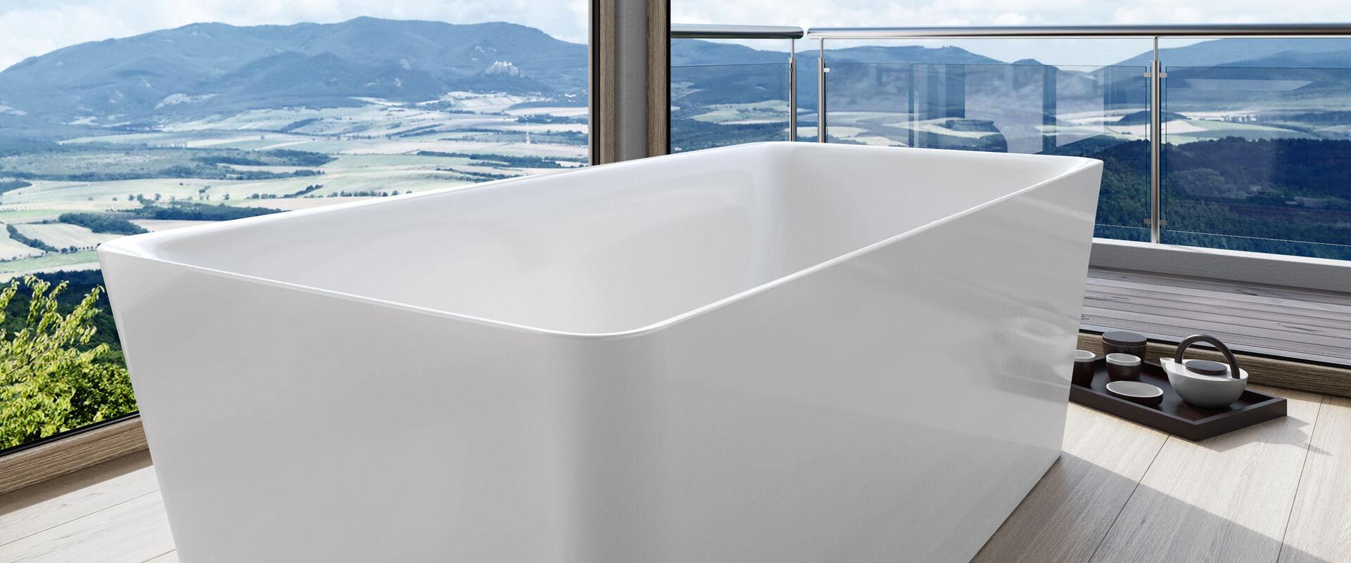 Kaldewei Incava   Die Badewanne in einzigartig elegantem Design