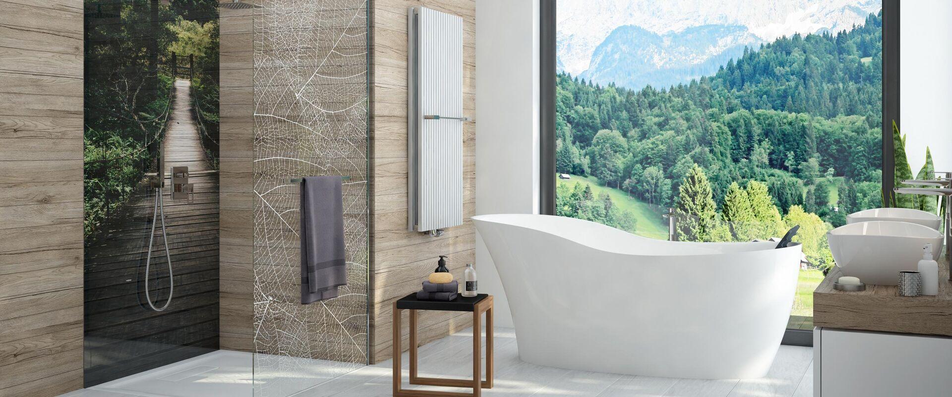 HOESCH Namur   Wärme und Geborgenheit in der Badewanne