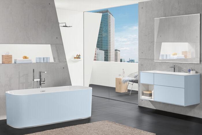 Finion von Villeroy & Boch die luxuriöse Komplettbadkollektion