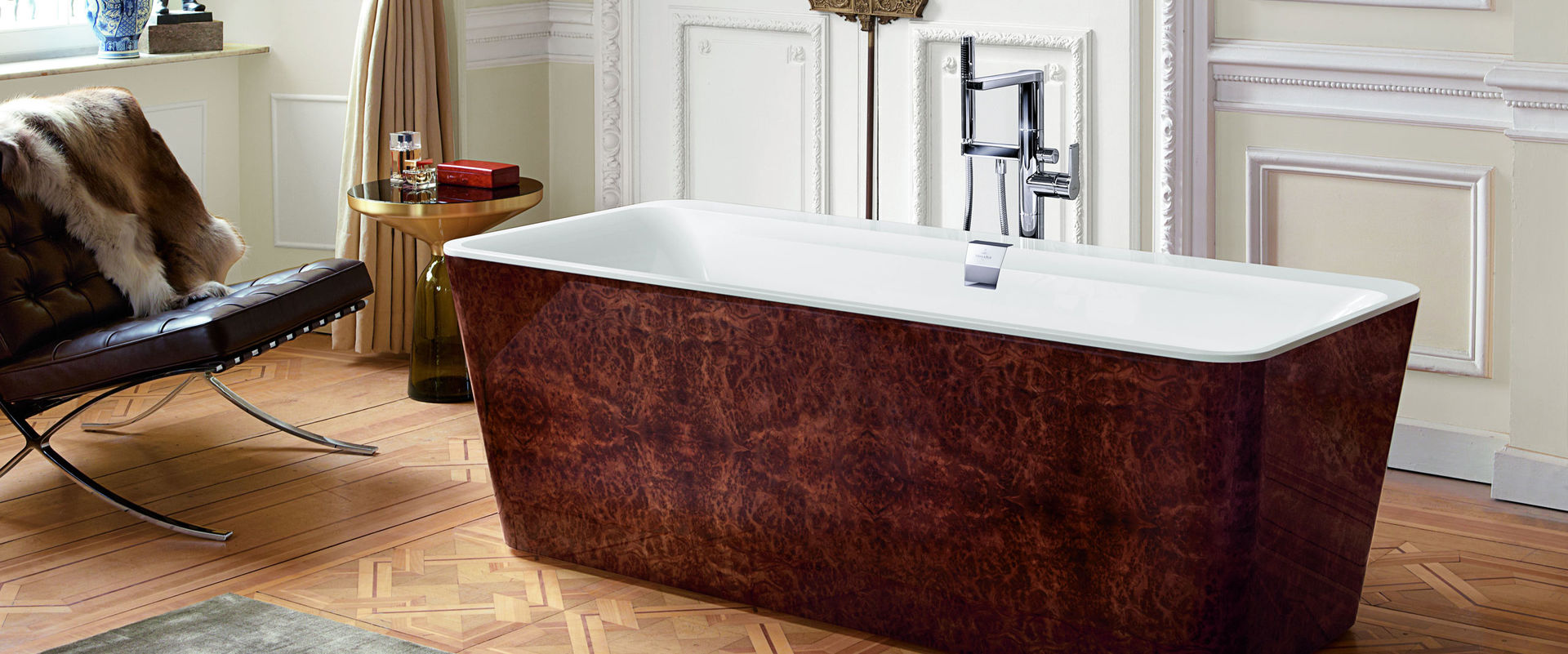 Badewanne Squaro Prestige - Moderner Luxus von Villeroy & Boch