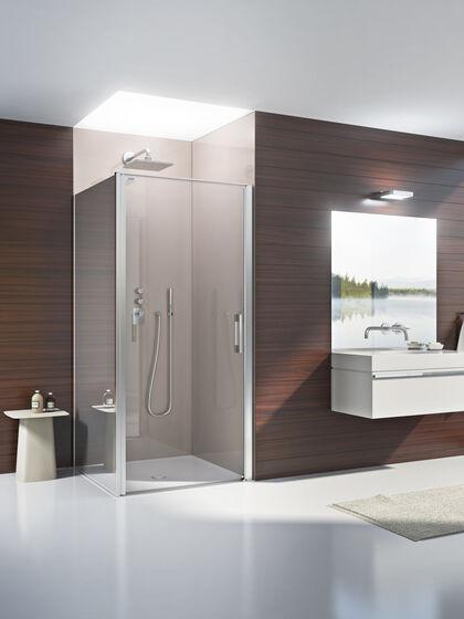 Duscholux PanElle enlight - Faszinierende Fotografien für die Dusche