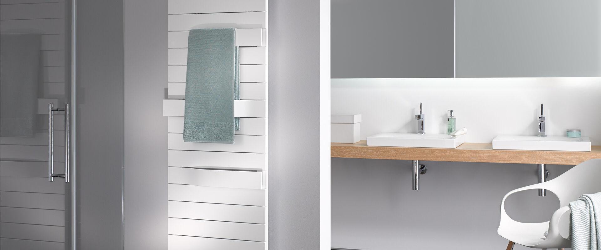 Badheizkörper Tabeo von Kermi - Dynamisches Design für moderne Bäde