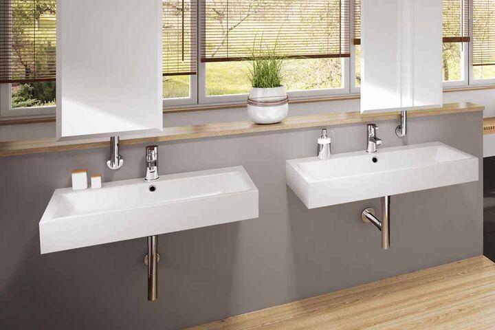 Waschbecken – SPLASH präsentiert die Trends für Ihren Waschplatz