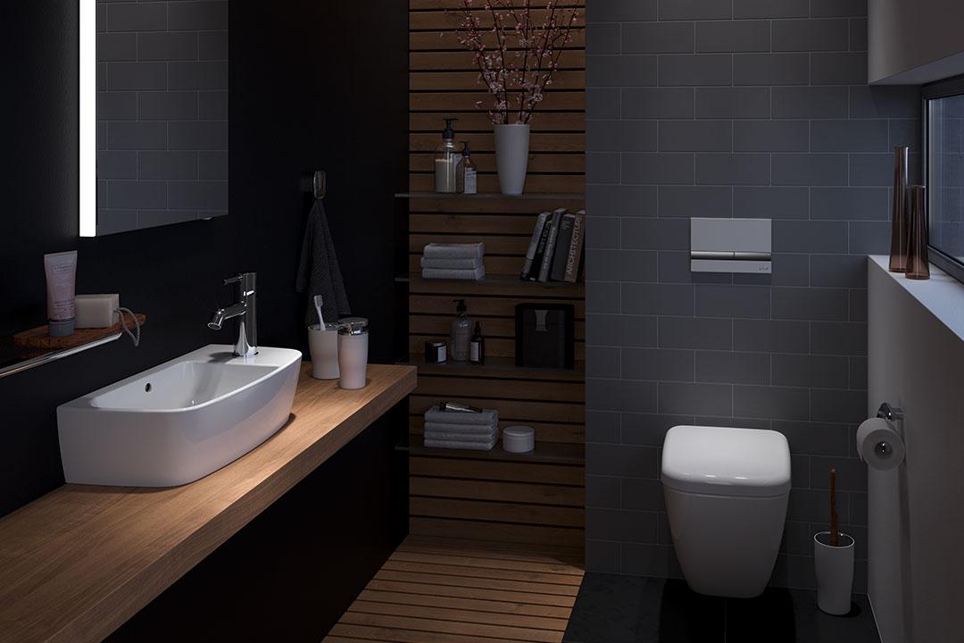 Wie Ihr Kleines Bad Ganz Gross Raus Kommt Zeigt Splash Bad