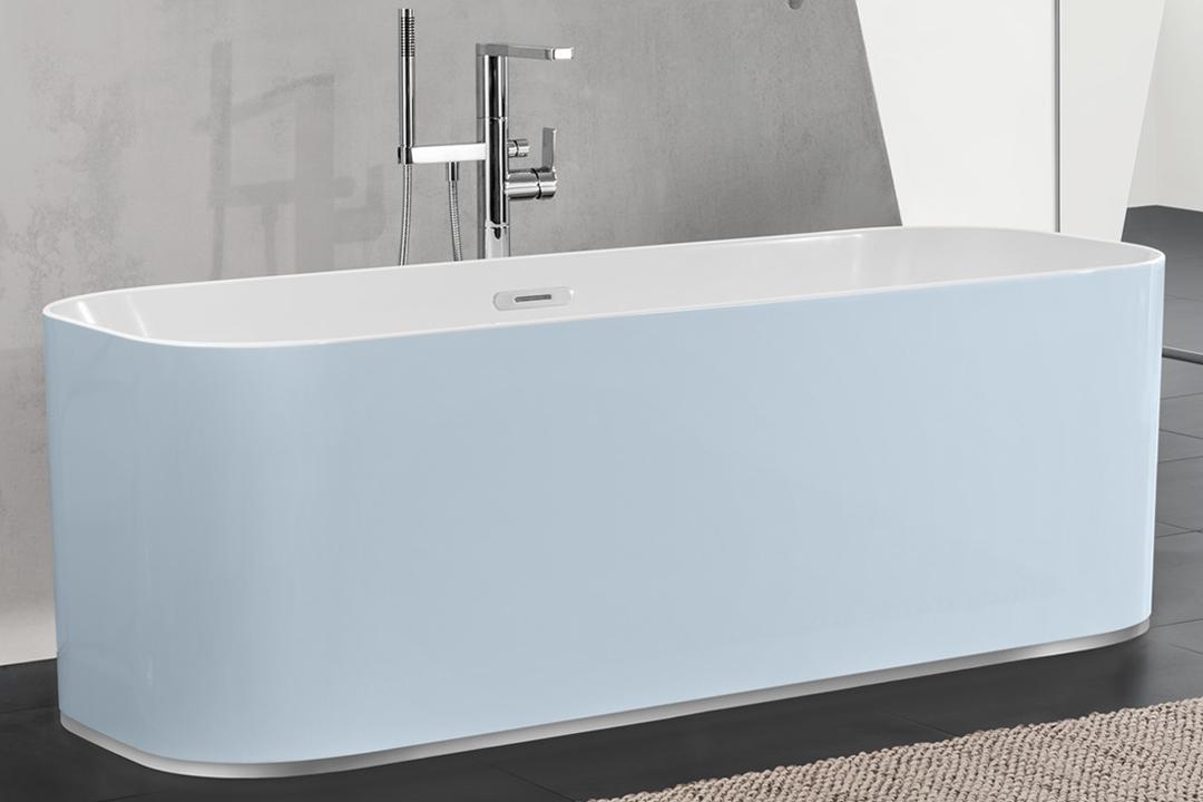 Freistehende Badewanne | Villeroy & Boch Finion