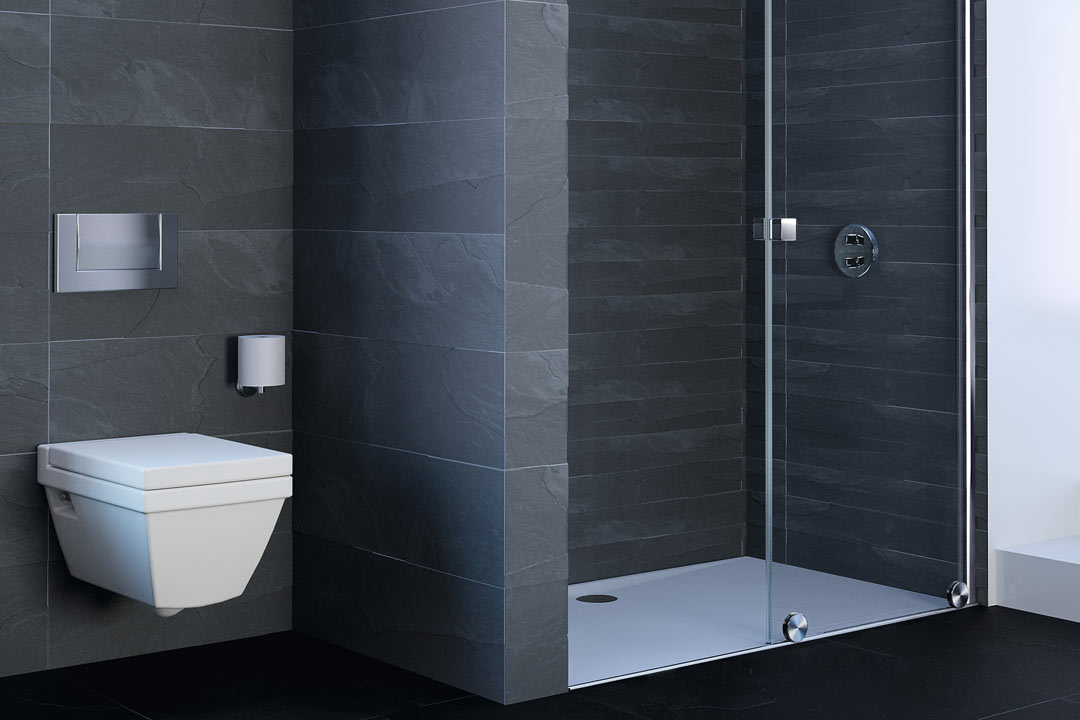 dusche h ppe xtensa pure transparent und zuverl ssig. Black Bedroom Furniture Sets. Home Design Ideas
