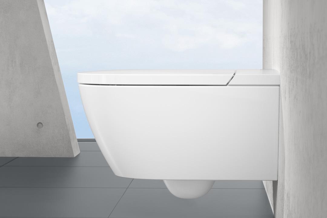Dusch-WC ViClean-I 100 - Smartes Design von Villeroy & Boch
